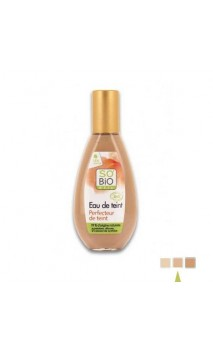 Agua de maquillaje ecológica nº 2 - Eau de teint - Beige éclat - SO'BiO étic - 30 ml.