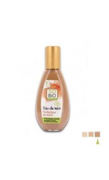 Agua de maquillaje ecológica nº 3 - Eau de teint - Beige doré - SO'BiO étic - 30 ml.