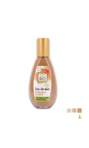 Eau de teint BIO nº 3 Beige doré - So'Bio Étic - 30 ml.