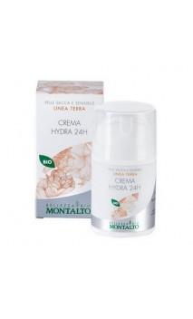 Crème BIO Hydra 24H - MONTALTO - Linea Terra - 50 ml.