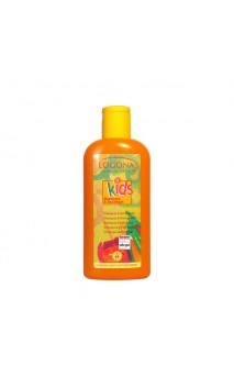 Shampooing & Gel douche bio Kids - LOGONA - 200 ml.