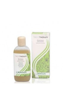 Shampooing bio stimulant pour cheveux fragiles - MONTALTO - TRICOTHERAPY - 250 ml.