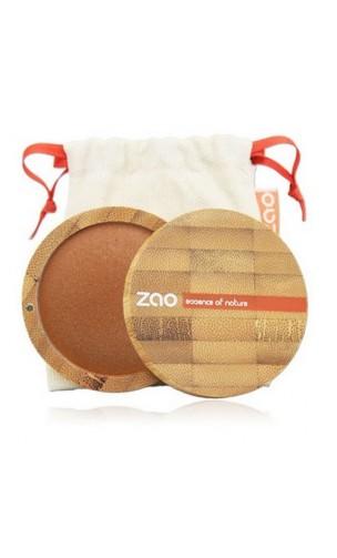 Terre cuite bio - Bronze doré - ZAO - 343