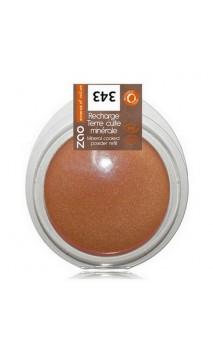 Recharge terre cuite bio - Bronze doré - ZAO - 343