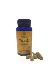 Cápsulas de própolis ecológico - PROPOL-MEL - 60 cápsulas