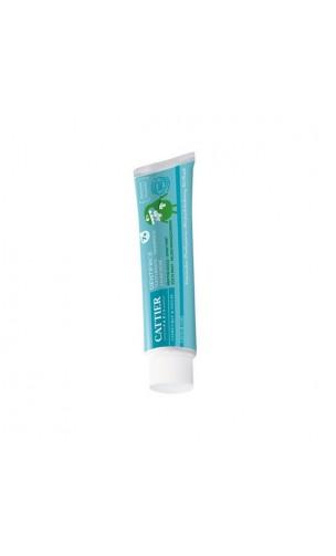 Dentifrice bio goût menthe pour enfant (à partir de 7 ans) - Cattier - 50 ml.