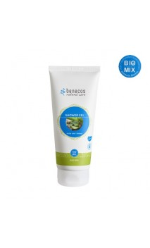 Gel douche BIO Enjoy Your Shower Aloe vera - Benecos - 200 ml.