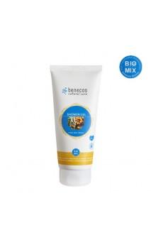 Gel de ducha ecológico Enjoy Your Shower Espino amarillo & Naranja - Benecos - 200 ml.