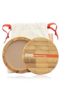 Polvo compacto ecológico - Cappuccino - ZAO - 304