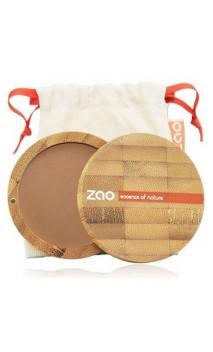 Polvo compacto ecológico - Chocolat au lait - ZAO - 305