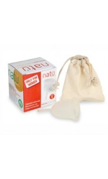Copa menstrual - Natú - Tamaño 1 (pequeña)