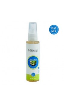 Desodorante ecológico en spray For fresh feelings Aloe vera - Benecos - 75 ml.