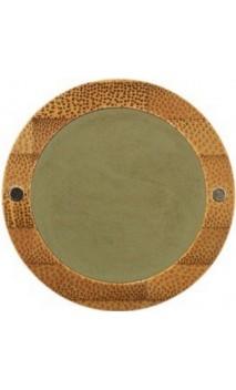 Sombra de ojos ecológica - Vert olive - Mate - ZAO - 207