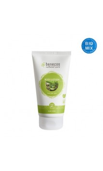 Lotion corporelle bio Love your skin Aloe vera - Benecos - 150 ml.