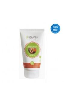 Lotion corporelle bio Love your skin Abricot & Fleur de Sureau - Benecos - 150 ml.