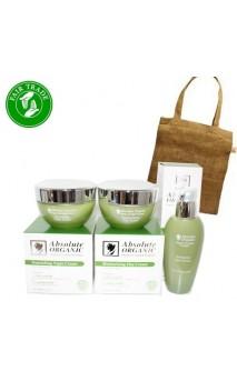 Cadeau Bio Sac en Jute Absolute Organic