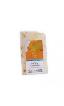 Jabón ecológico de Caléndula - Amapola - 100 gr.