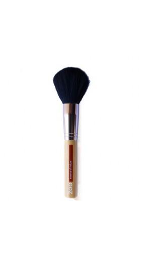 Pinceau pour poudres faciales 702 - Zao Make Up