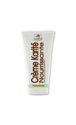 Crema ecológica Karité nutritiva - Naturado en Porvence - 100 ml.