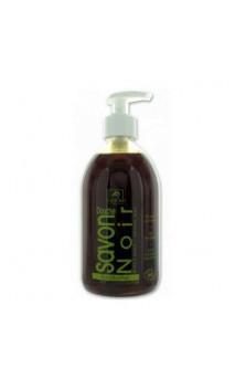 Jabón negro bio líquido Eucalipto - Naturado en Provence - 500 ml.