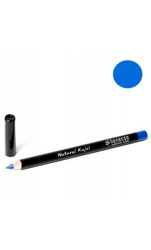 Lápiz de ojos ecológico - Azul claro - Benecos - 1,13 gr.