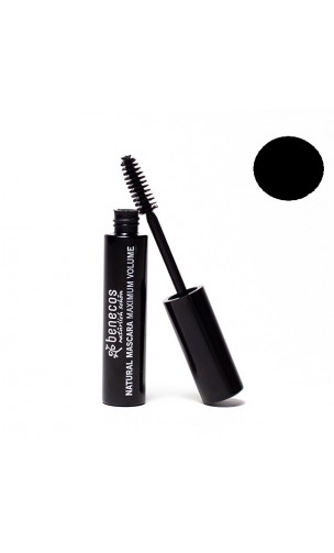 Mascara Bio Volume Maximum Deep Black - Benecos - 8 ml.