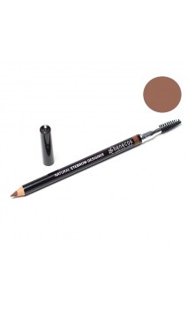 Crayon sourcils bio Gentle Brown - Benecos - 1,05 gr.