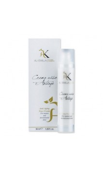 Crème visage anti-âge BIO - Alkemilla - 50 ml.