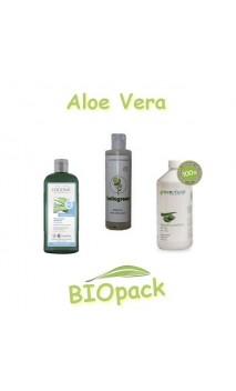 BIOpack ALOE VERA - Cosmétique BIO certifiée