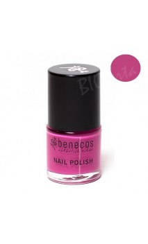 Vernis à ongles naturel - My secret - Nouveau format - Benecos - 5 ml.