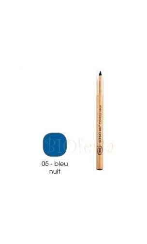 Crayon pour les Yeux BIO 05 Bleu nuit - So'Bio Étic