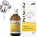 Aceite de Rosa Mosqueta - Aceite vegetal ecológico - Pranarôm - 50 ml.