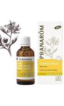 Aceite de Comino negro - Aceite vegetal ecológico - Pranarôm - 50 ml.