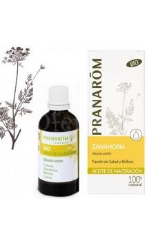 Aceite de Zanahoria - Aceite de maceración ecológico - Pranarôm - 50 ml.
