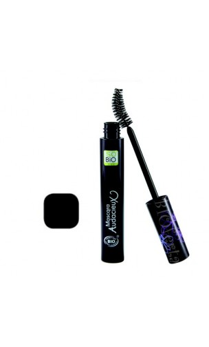Mascara BIO triple action 01 Noir - So'Bio Étic - 10 ml.