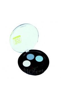 Sombra de ojos trío ecológica 02 Bleus - SO'BiO étic - 1,8 gr.