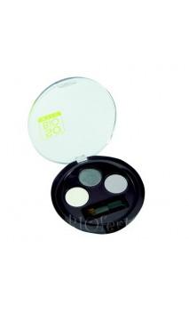 Sombra de ojos trío ecológica 03 Gris - SO'BiO étic - 1,8 gr.
