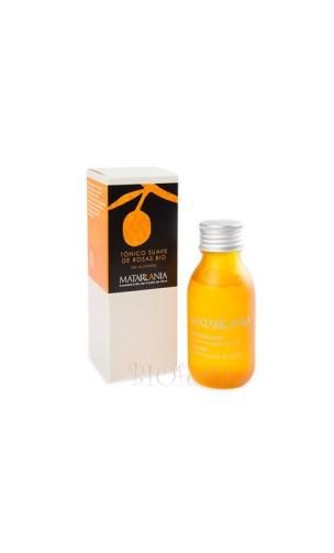 Tonique bio doux aux Roses - Matarrania - 100 ml.