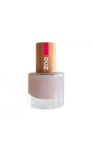 Vernis à ongle naturel - Zao Make Up - Beige French - 642 - 8 ml.
