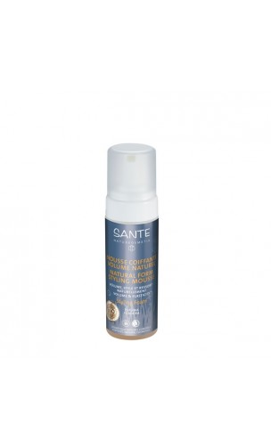 Mousse fixante BIO - SANTE - 150 ml.