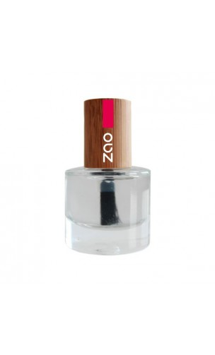 "Top Coat naturel ""classique"" - Zao Make Up - 636"