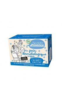 Savon dermatologique bio pH neutre - Secrets de Provence - 90 gr.