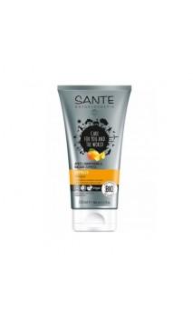 Masque capillaire BIO Mangue - 2 en 1 - SANTE - 150 ml.