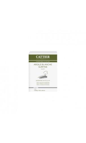 Argile Blanche BIO Surfine - Cattier - 200 gr.