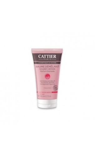 Baume démêlant après-shampooing bio - Cattier - 150 ml.