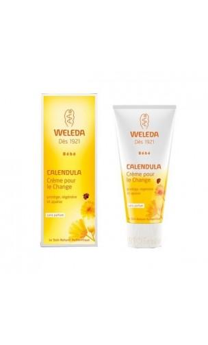 Crème de change bio au Calendula - Weleda - 75 ml.