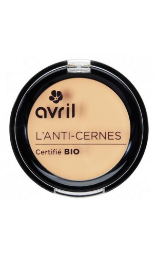 Anti-cernes BIO Porcelaine - Avril - 2,5 gr.
