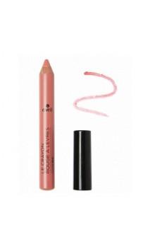 Crayon à lèvres BIO Bois de Rose - Avril - 2 gr.