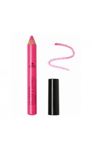 Crayon à lèvres BIO Rose Bonbon - Avril - 2 gr.