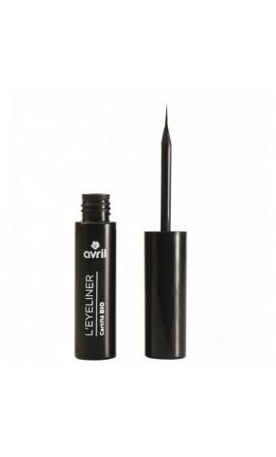 Eyeliner liquide BIO Noir - Avril - 3,5 ml.